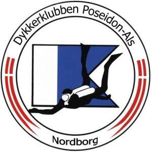 Dykkerklubben Poseidon-Als Logo